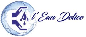 L'eau délice Logo