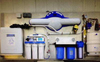 Panoplie de filtration pour bateau