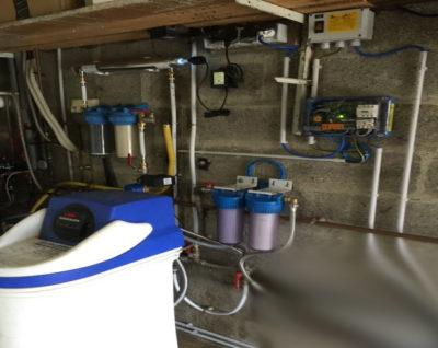 Solution de pompage et traitement sur puits